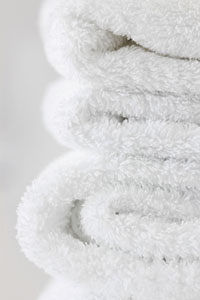 Stack of CleanTowels