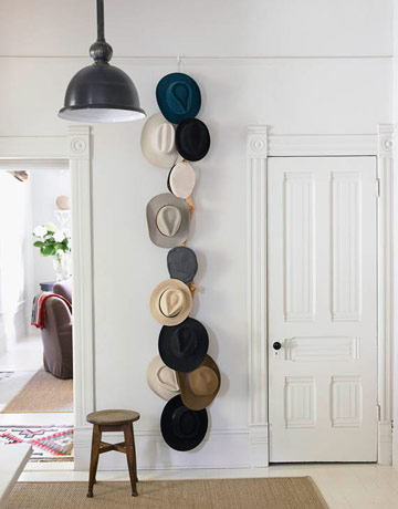 See this hat collection and many other collections on the Driven by Decor site.