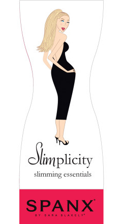 Here is one of the many slimfastic lines of SPANX products.