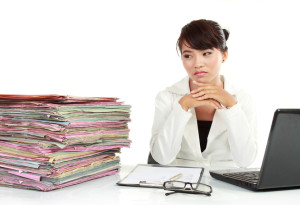 Have a disorganized boss? © Odua Images - Fotolia.com